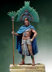 Último gran monarca Azteca