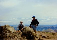 Atop 14,309 foot Uncompahgre Peak