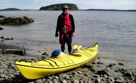 Sea Kayaking Acadia NP