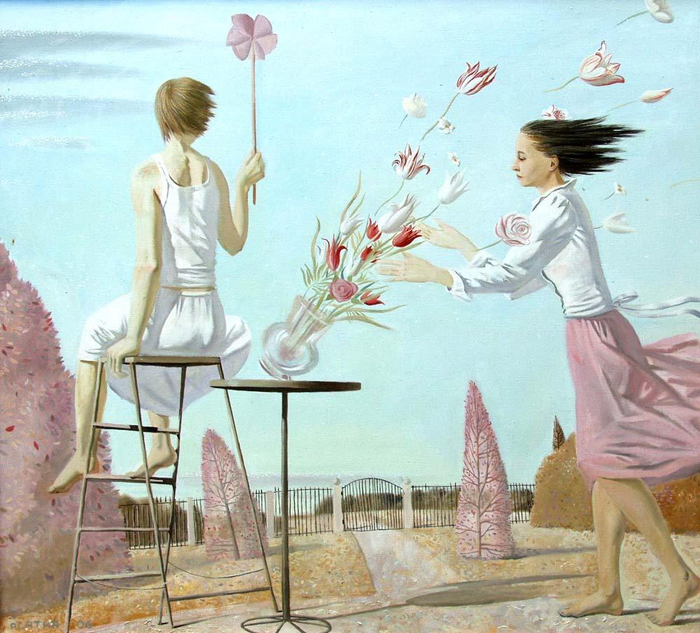 Agatha Belaya 俄羅斯女藝術家-阿加莎·別拉亞,表達我們的存在,幻覺和現實的喜悅和恐懼。。。 - milk  - ☆ Milk ☆ 平平。淡淡。也是真。