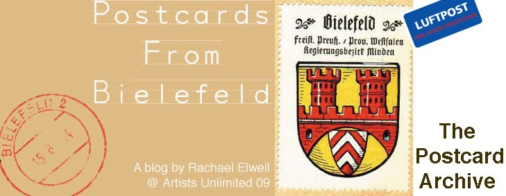 Postcards From Bielefeld - The Archive