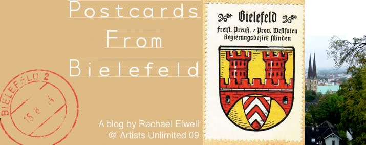 Postcards from bielefeld