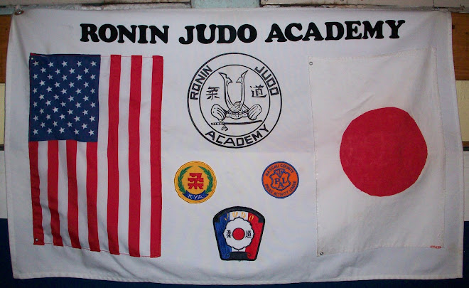 Dojo Flag, Ronin Judo Academy