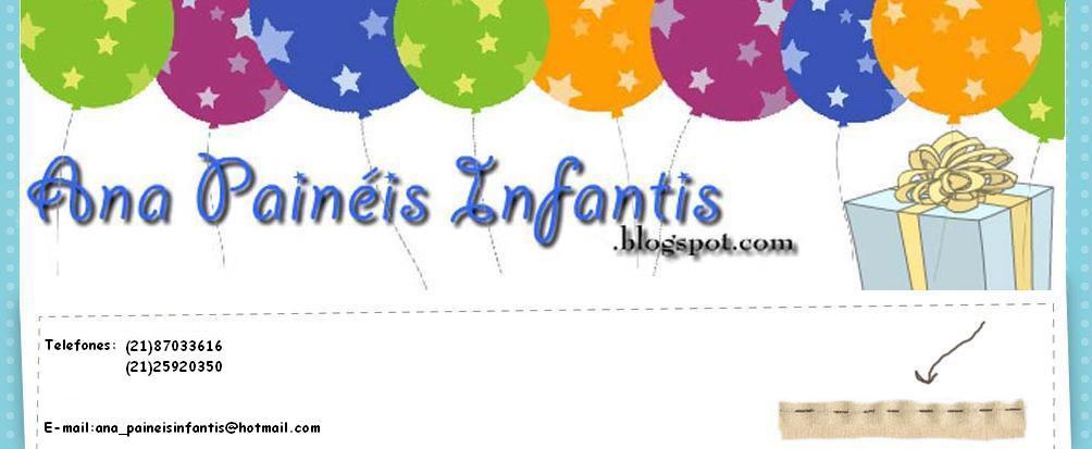 Ana Painéis Para Festas Infantis
