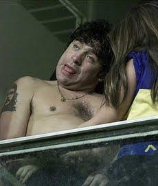Como argentino me da vergüenza.... A+maradona+drogado1