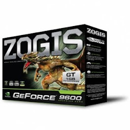 PLACA DE VIDEO GEFORCE 9600 GT 1GB PCI EXPREXX