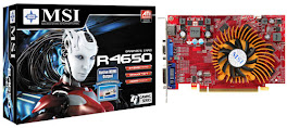 PLACA DE VIDEO MSI R4650