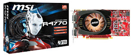 PLACA DE VIDEO MSI R4770