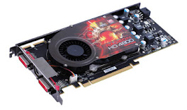 PLACA DE VIDEO ATI RANDEON HD4800