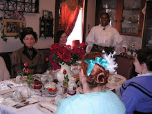 A Valentine's Tea at Lady Estelle's