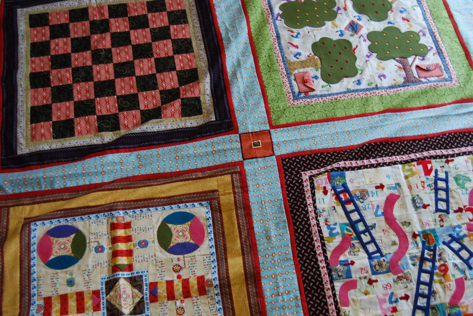 Alpine Quilt Retreats: Grandma's Game Board Quilt : quilt guild games - Adamdwight.com