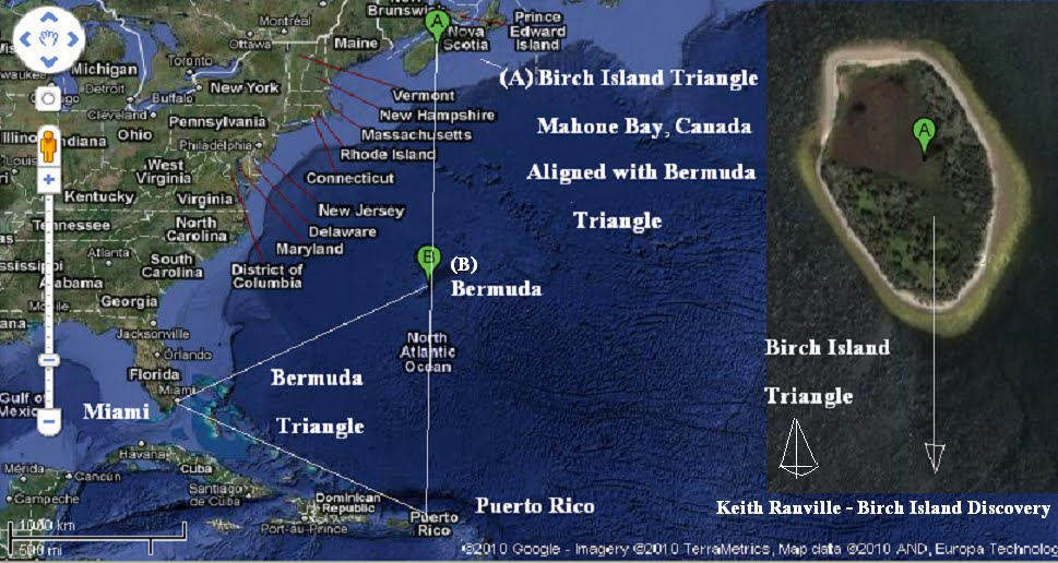 latest research on bermuda triangle
