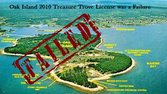 Oak Tree Island History Channel