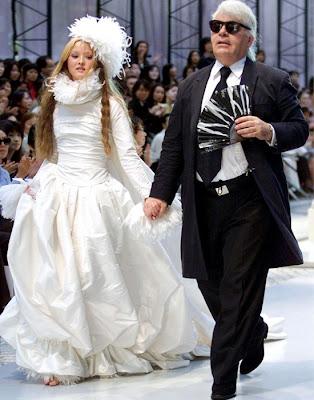 Karl Lagerfeld cree que Adele está «demasiado gorda» 2009-01-02-lagerfeld