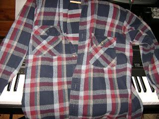 heavy duty flannel shirt
