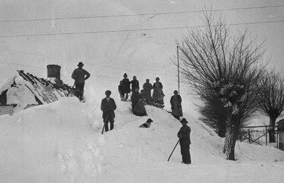 Skørengen 1929 - klik for større billede