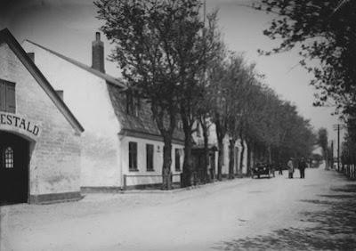 Rødvig Kro - ukendt årstal - klik for større billede
