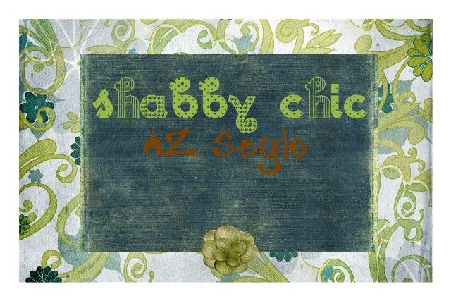 Shabby Chic AZ Style