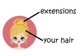 Human Hair Extensions 101 Universal Doll Com