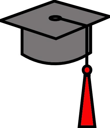 Graduation Cap Clip Art 081610» Vector Clip Art - Free Clip Art ...
