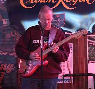 "Lead guitar Robert Beam aka ""Creek Walker"":"