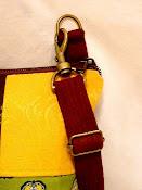 Lina/ close up of adjustable strap