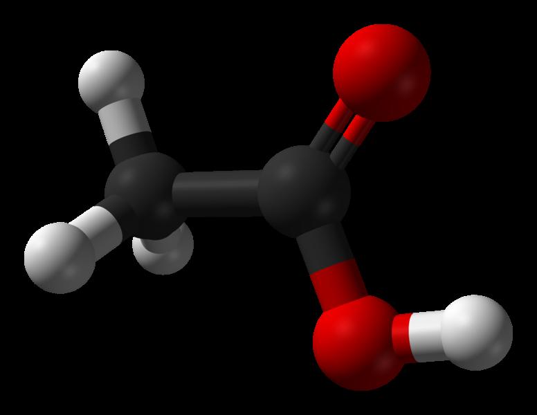 Acetic Acid In Vinegar. known as acetic acid and