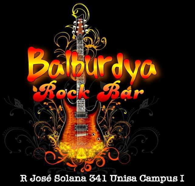 Balburdya Rock bar