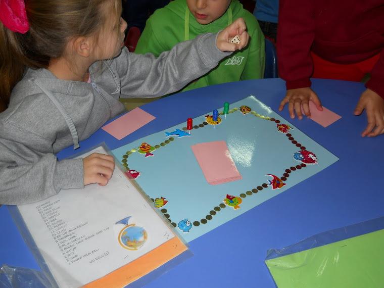 משחקים לימודיים בבית ספר ברמת גן.