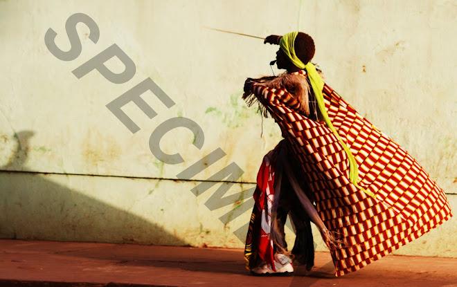 """Super-man Bissau-Guinnéen"""