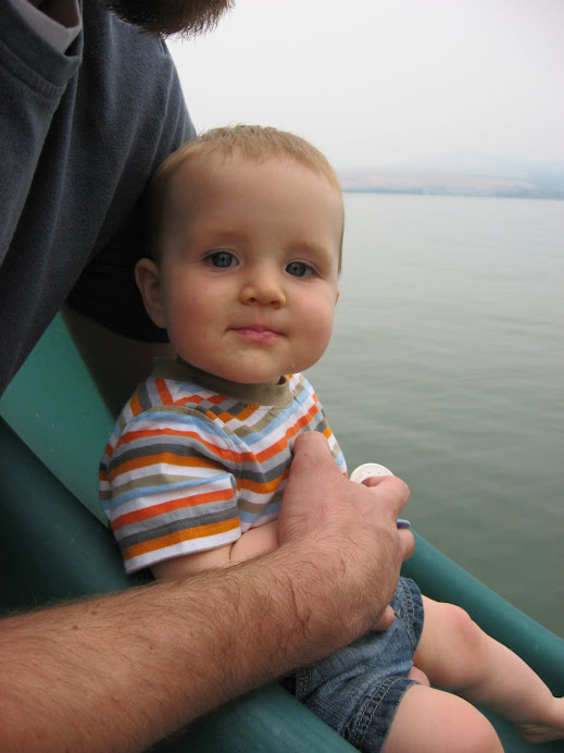 Owen at Flathead