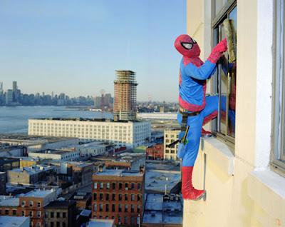 Bon Vendredi Spiderman