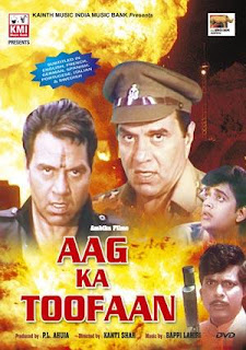 Hindi Movie: AAG KA TAFOON (1993)