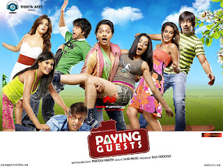 Paying Guests (2009) Hindi Movie Watch Online