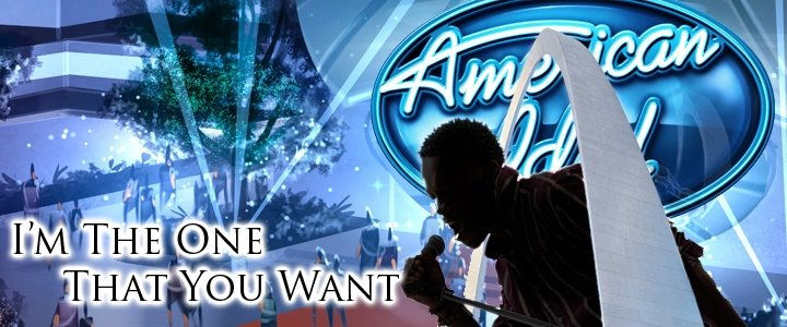American Idol - I&#39;m the One That You Want