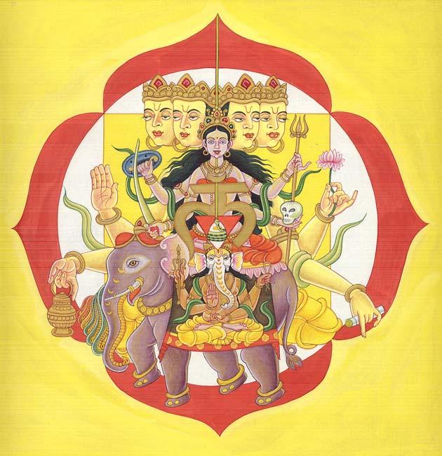 Chakras - Krishnamacharya