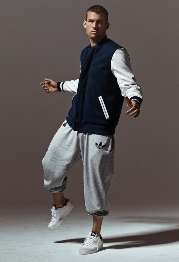 OCTOBERS VERY OWN: david Beckham For Adidas S/S09