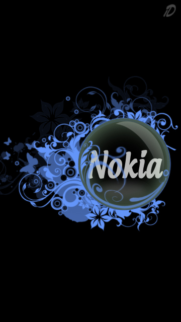 Personaliser Votre Nokia Samsung Et Sony Ericsson Fond D Ecran Nokia Floral