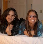 Kristin and Dana