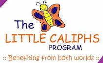 We are using The Little Caliphs Program