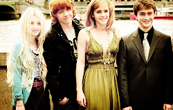 Mis preferidos de Harry Potter.