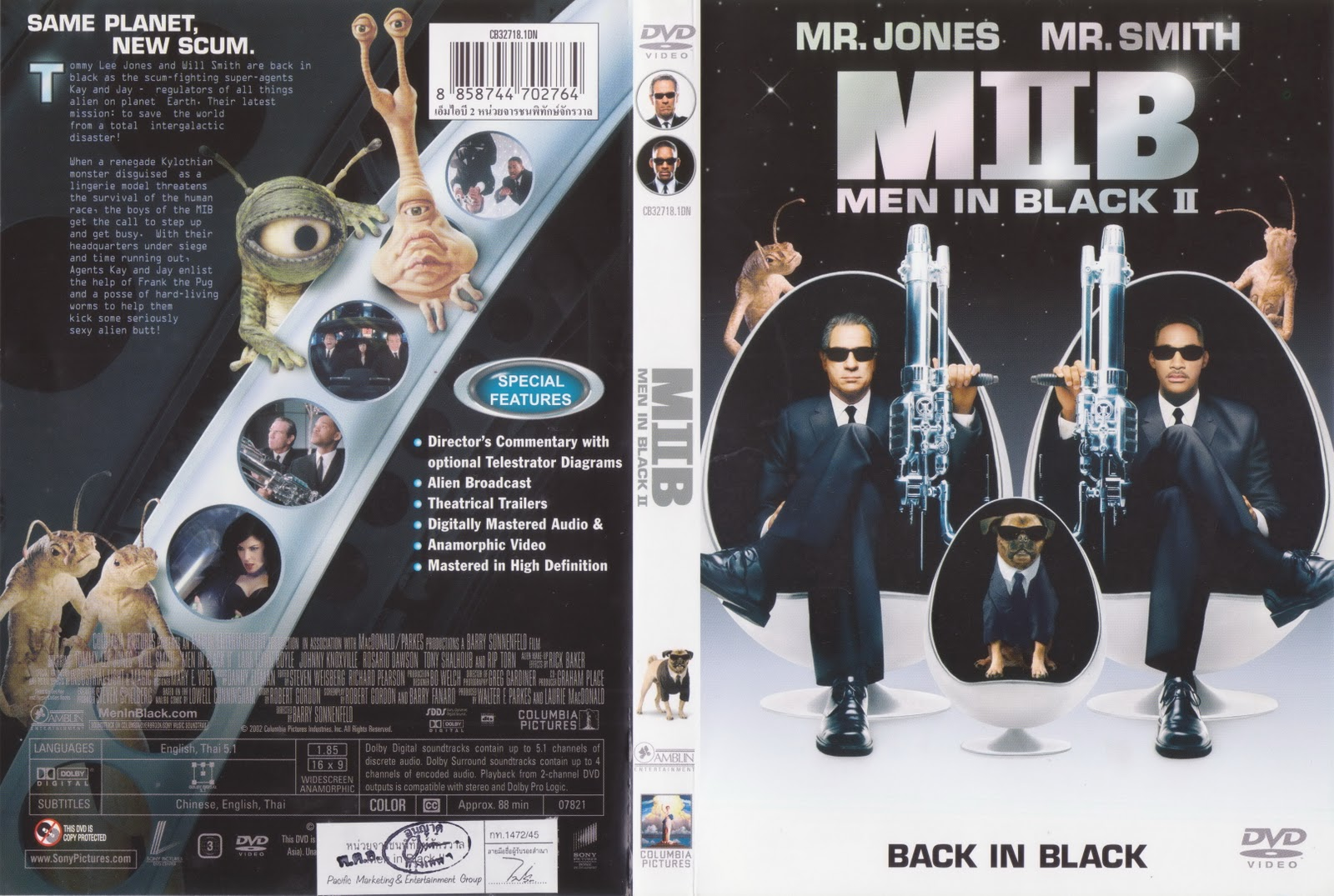 Men in Black II (2002) – Filma24.cc | Filma me Titra Shqip HD