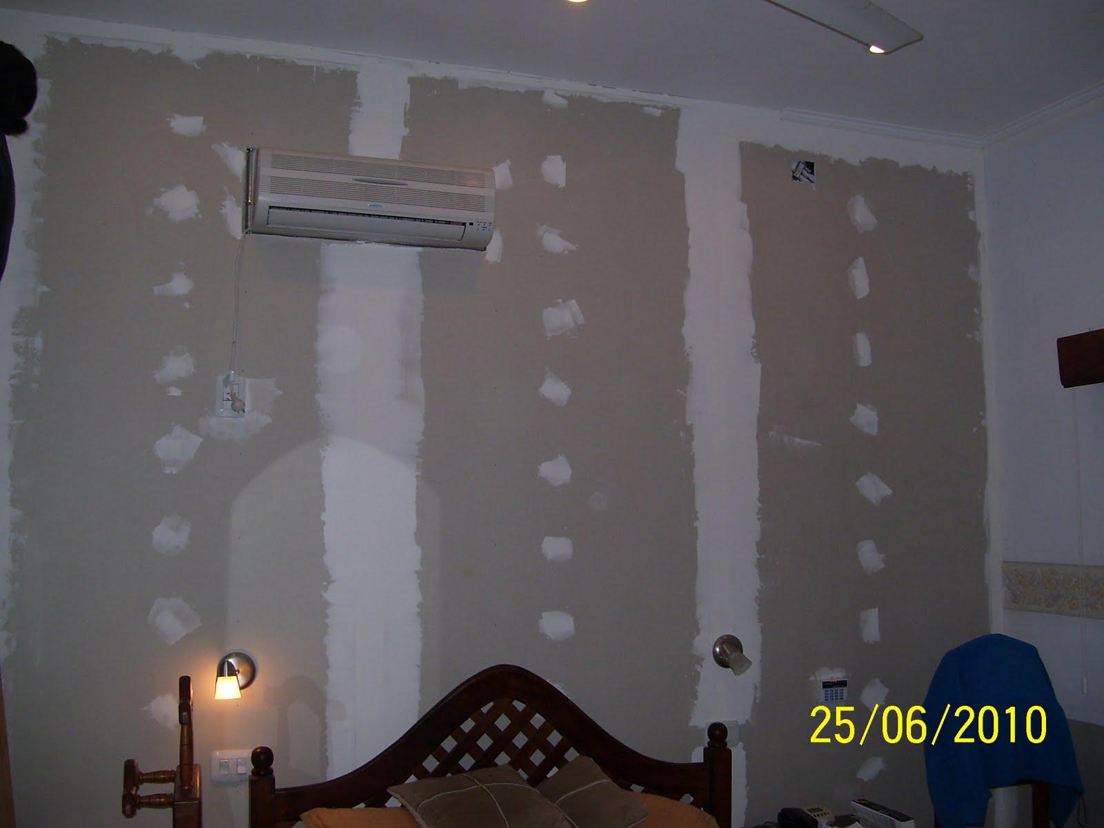 Empresa frigogab revestimiento de paredes con humedad for Humedad en paredes