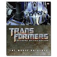 Transformers ROTF The Movie Universe