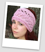 Boho Headband, Ear Warmer, Head Warmer