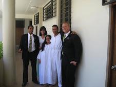 Natalia's Baptism
