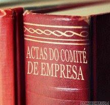 Actas Comité de Empresa