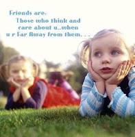 poem card for friendship