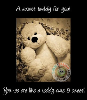 Friendship Teddy Cards