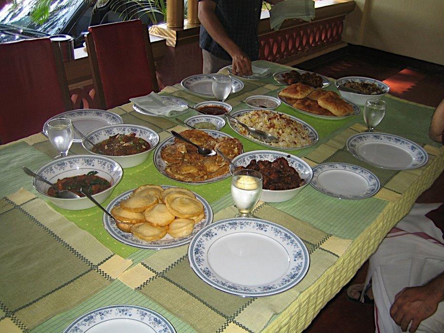 Diet food kerala style